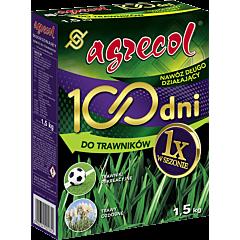 100 дней - удобрение для газона, Agrecol