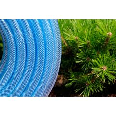 Шланг поливочный садовый Экспорт диаметр 8 мм, длина 50 м, до 8bar рабочее давление (VD 8 50), Evci Plastik, Presto-PS