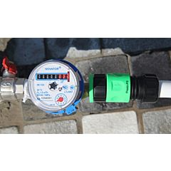 Инжектор Вентури 1 дюйм (VI-0110-H), Presto-PS