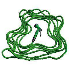 Растягивающийся шланг TRICK HOSE зеленый, Bradas