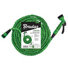 Растягивающийся шланг TRICK HOSE зеленый, пакет, Bradas